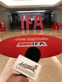 ИФА Глобална прес конференција во Лисабон