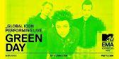 Green Day со настап и награда за Глобални икони на MTV Europe Music Awards 2016