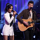 Killers  Shawn Mendes и Camila Cabello на MTV EMA